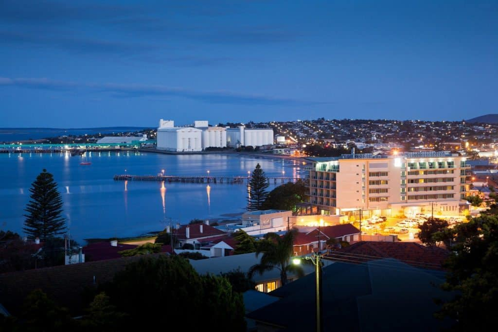 21265-SATC-South-Australia-Port-Lincoln-Foreshore-Night-1024x683